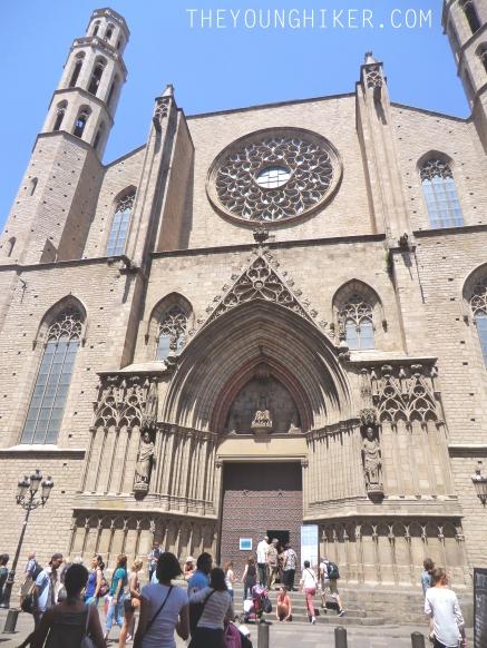 Basílica de Santa María del Mar