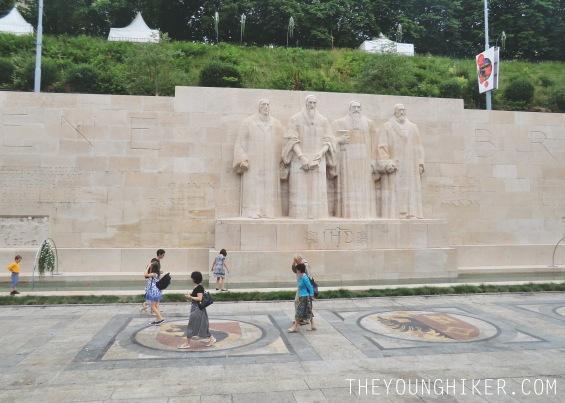 Monumento Internacional de la Reforma