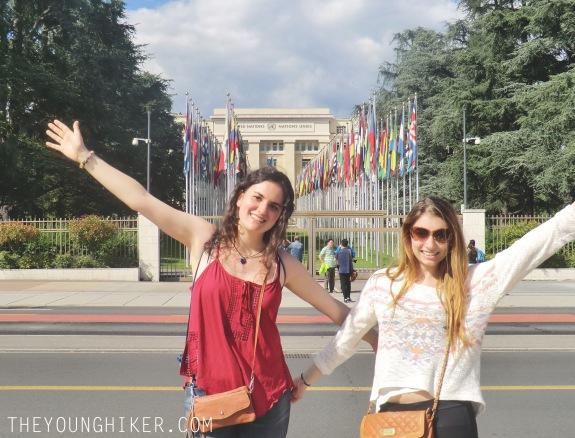 Palacio de las Naciones Unidas