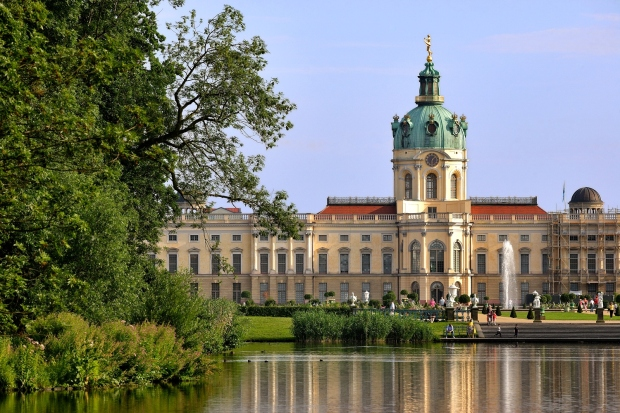 Charlottenburg Palace (fuente: www.germany.travel)