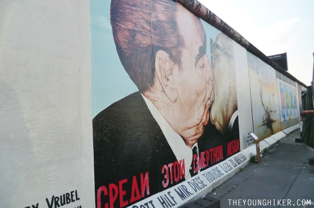 Muro de Berlín (East Side Gallery)