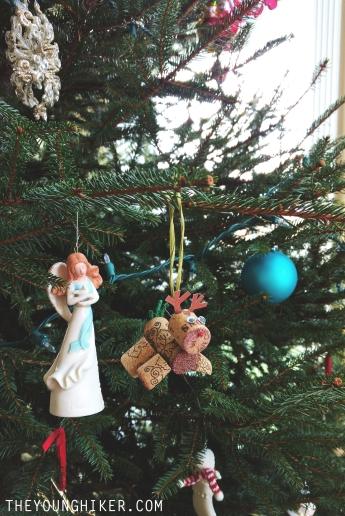 Creo que patentaré a mi Rudolph por ser demasiado encantador